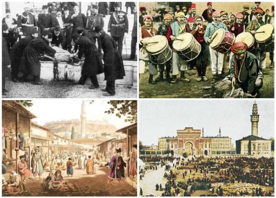 osmanlida kurban bayrami gelenekleri