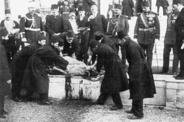 osmanlida kurban bayrami gelenekleri 8