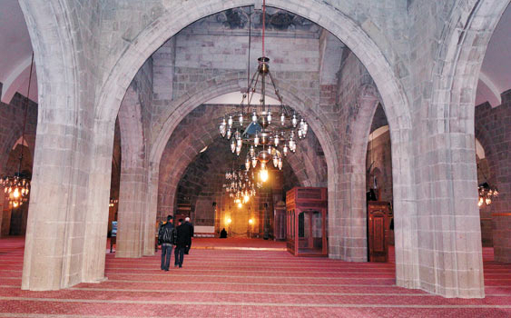 turkiyenin en guzel tarihi camileri ve mimarlari 20