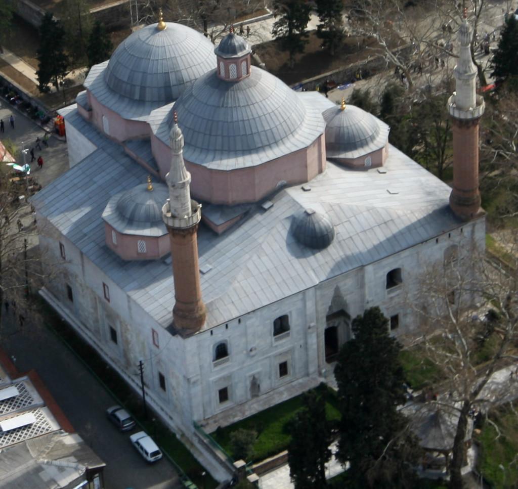 Türkiyenin En Güzel Camileri ve Mimarları - TesbihaneBlog