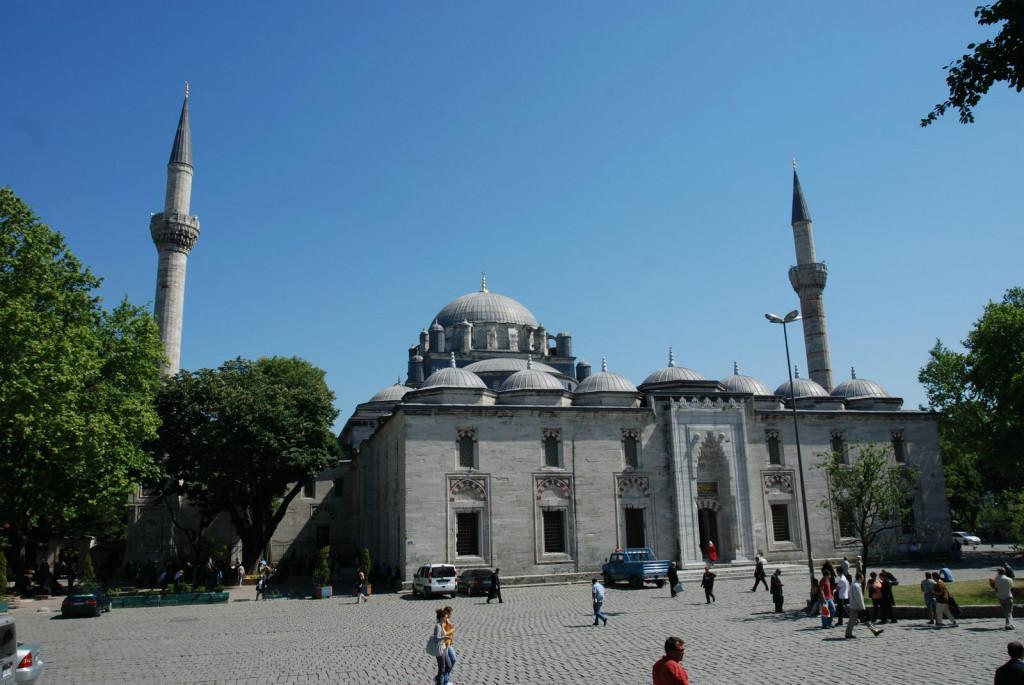 turkiyenin en guzel tarihi camileri ve mimarlari 35