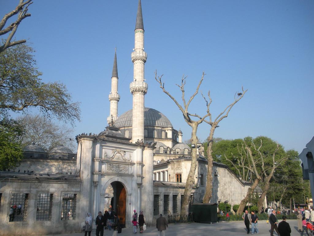 turkiyenin en guzel tarihi camileri ve mimarlari 45