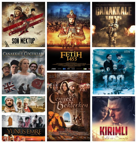 turk yapimi 11 tarihi film