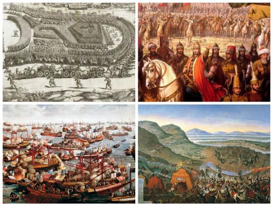 sanli osmanli tarihinin en onemli 10 savasi