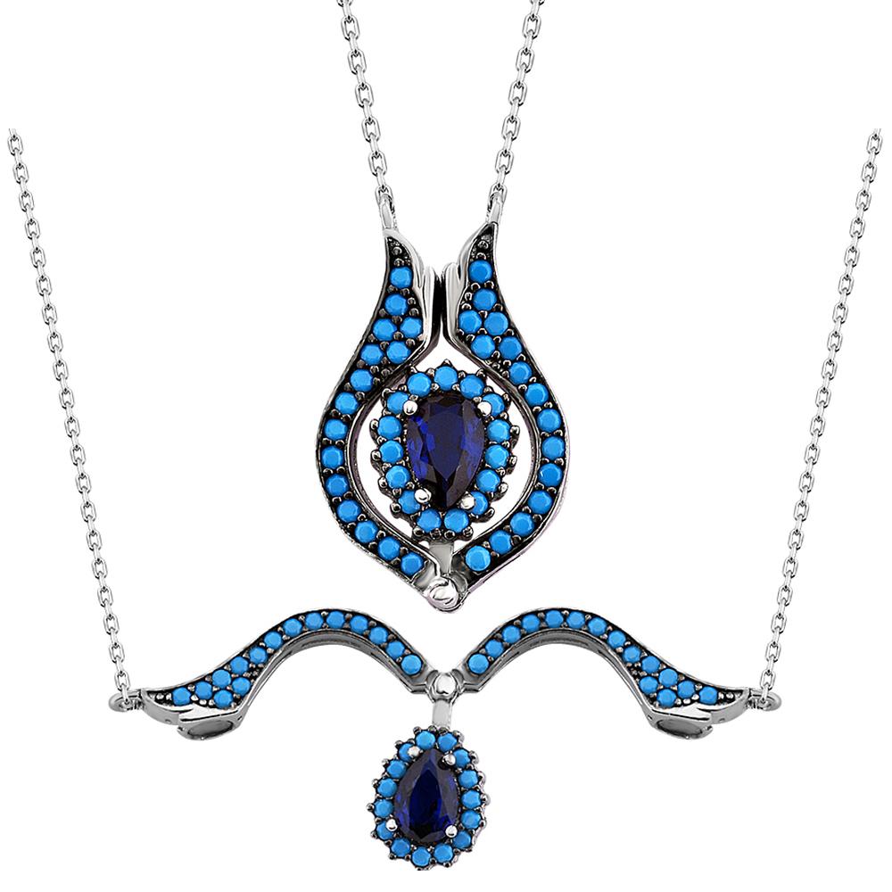 iki-kullanimli-925-ayar-gumus-turkuaz-mavi-zirkon-tasli-lale-kolye-c